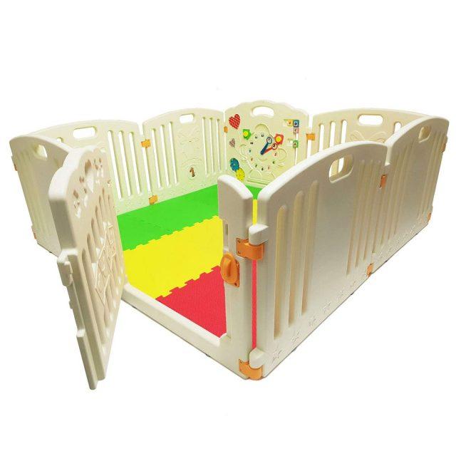 All Stars Parc, avis et test : Le meilleur tapis bébé ?