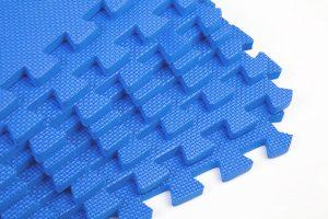kokido 9 dalles tapis sol piscine test