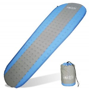 planet hiker matelas camping test