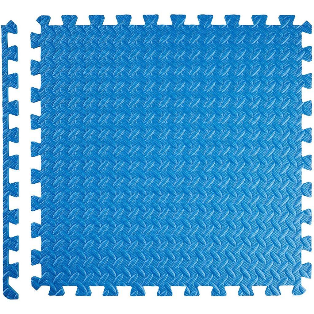 tectake tapis protection sol avis