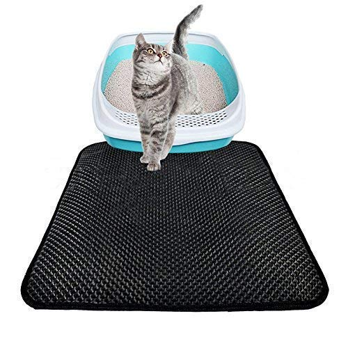 tapis litiere chat
